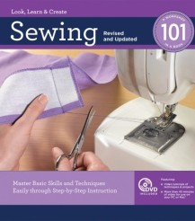 Learning to sew book